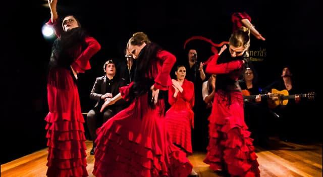 Cultura Pregunta Trivia: ¿Qué son los palos del flamenco?