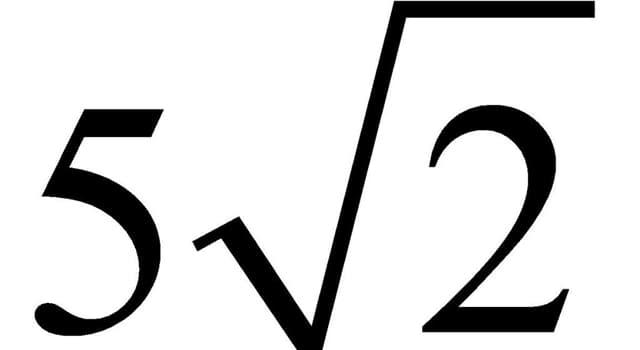Сiencia Pregunta Trivia: ¿Qué tipo de número es la raíz cuadrada de 2?