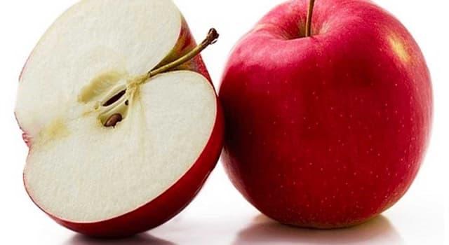 Naturaleza Pregunta Trivia: ¿Qué contienen las semillas de manzana?