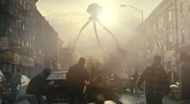 """Sociedad Pregunta Trivia: ¿Quién fue el autor de la novela de ciencia ficción  """"La guerra de los mundos""""?"""