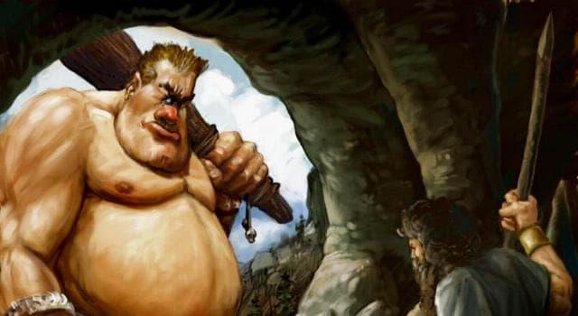 Cultura Pregunta Trivia: ¿Según la mitología griega, quién cegó al cíclope Polifemo?