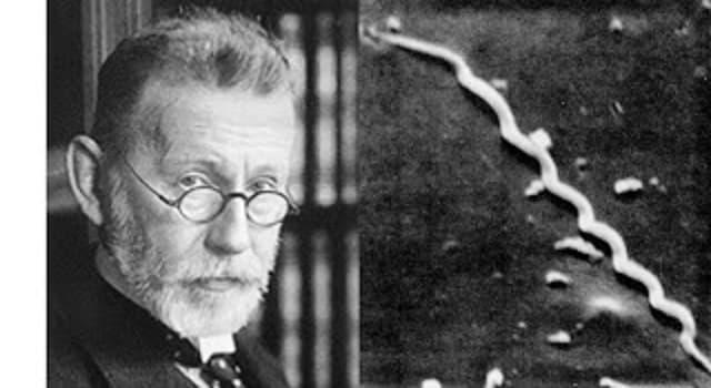 Сiencia Pregunta Trivia: ¿Quién descubrió el primer tratamiento contra la sífilis?