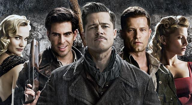 Películas Pregunta Trivia: ¿Quién dirigió la película Bastardos sin Gloria (Inglourious Basterds)?