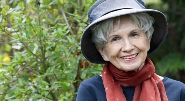 Cultura Pregunta Trivia: ¿Quién es la única autora canadiense galardonada con el Nobel de Literatura?