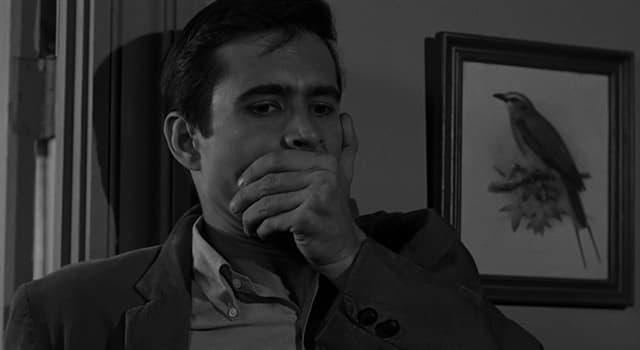 Películas Pregunta Trivia: ¿Quién es Norman Bates?