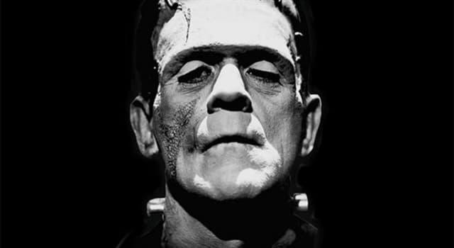 Cultura Pregunta Trivia: ¿Quién escribió la novela Frankenstein?