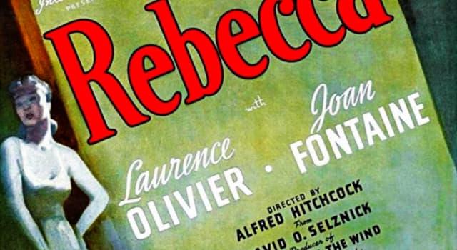 Sociedad Pregunta Trivia: ¿Quién escribió Rebecca?