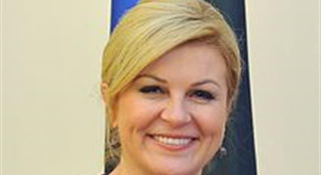 Sociedad Pregunta Trivia: ¿Quién ocupa actualmente la presidencia de Croacia?