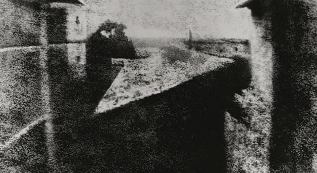 Historia Pregunta Trivia: ¿Quién tomó la primera fotografía de la historia?