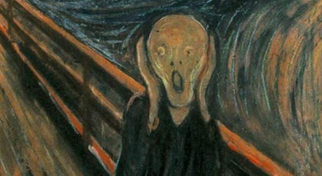 Cultura Pregunta Trivia: ¿Según un estudio realizado en el 2013, cuál fue una de las inspiraciones de Edvard Munch para pintar El Grito?