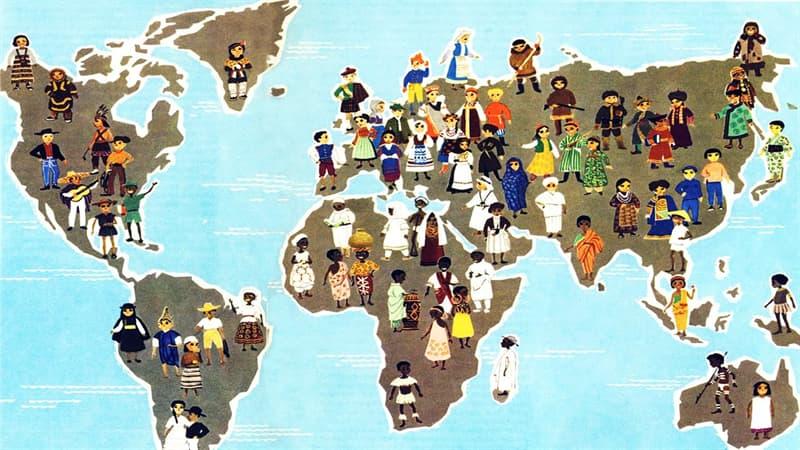 Суспільство Запитання-цікавинка: Скільки в світі мов?
