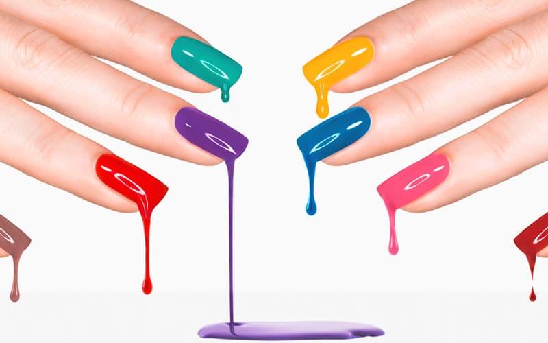 Суспільство Запитання-цікавинка: В якій країні був винайдений лак для нігтів?
