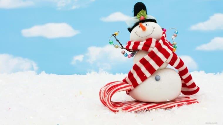 Культура Запитання-цікавинка: В якій країні ліплять сніговика з двох куль?