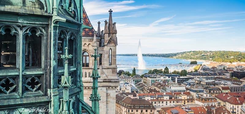 Географія Запитання-цікавинка: В якій країні знаходиться місто Женева?