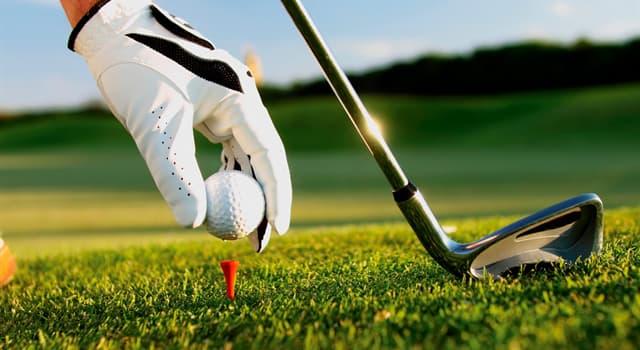 Спорт Запитання-цікавинка: В якій країні придумали гольф?