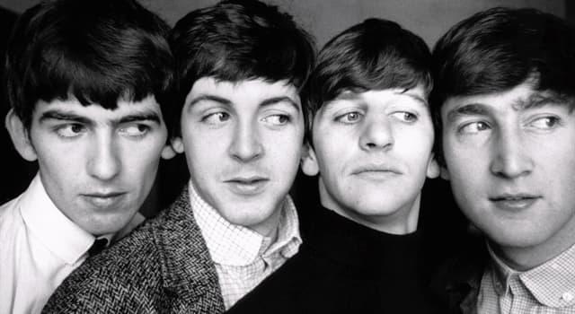 Культура Запитання-цікавинка: В якому місті була створена легендарна група The Beatles?