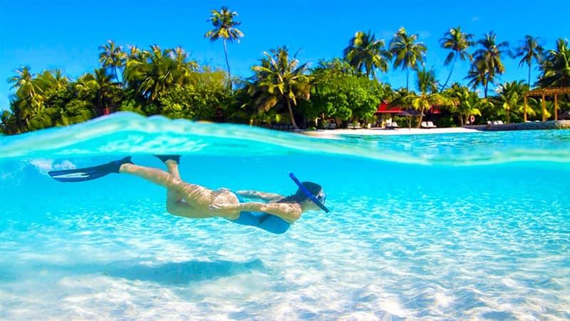 Географія Запитання-цікавинка: В якому океані розташовуються Мальдіви?