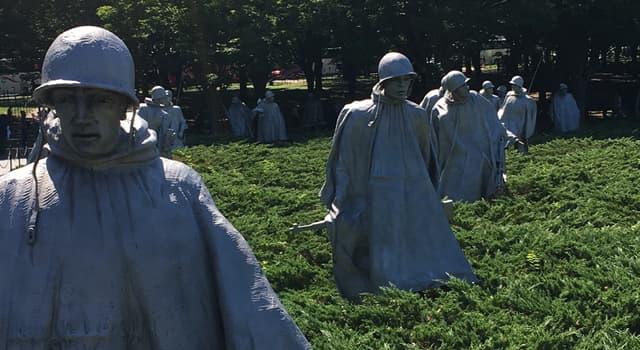 historia Pytanie-Ciekawostka: Jak oficjalnie nazywa się pomnik w Waszyngtonie pokazany na obrazku?