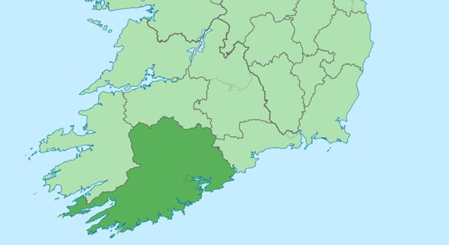 Geographie Wissensfrage: Was ist die südlichste Grafschaft von Irland?
