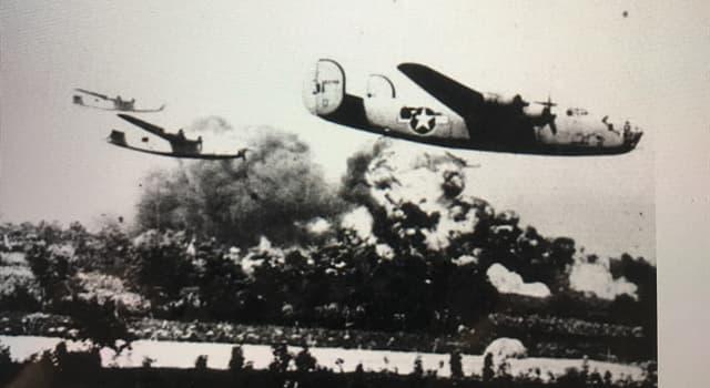 historia Pytanie-Ciekawostka: Czym była operacja Halyard w II wojnie światowej?