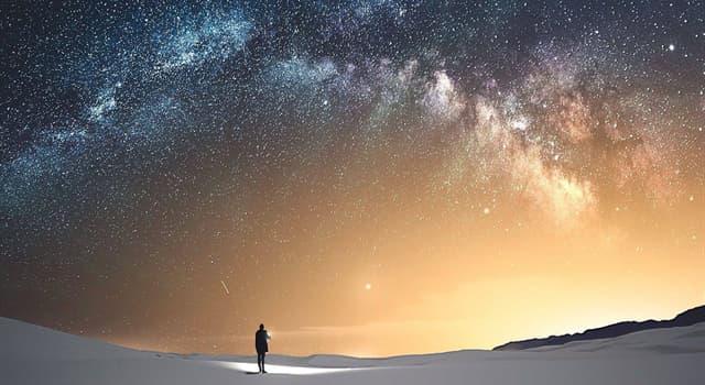 nauka Pytanie-Ciekawostka: Czyje obserwacje astronomiczne udowodniły, że Droga Mleczna jest tylko jedną z wielu galaktyk?