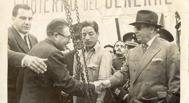 Historia Pregunta Trivia: ¿En qué país en 1948, Manuel A. Odría gestó un golpe de estado?