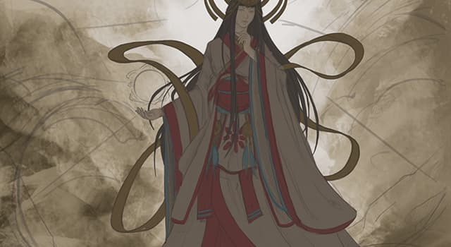 Kultura Pytanie-Ciekawostka: Amaterasu jest Bogiem Sinto, z czym dokładnie jest związana??