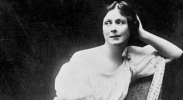 społeczeństwo Pytanie-Ciekawostka: Isadora Duncan była żoną rosyjskiego poety, którego?