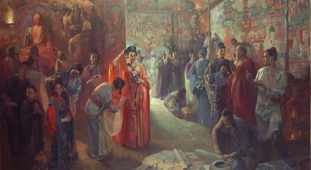 Культура Запитання-цікавинка: Що, згідно древнекитайскому етикету, доводилося жувати китайським придворним перед аудієнцією у імператора?