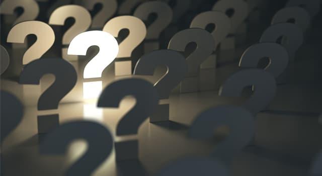 Sociedad Pregunta Trivia: ¿Qué es la soberanía?