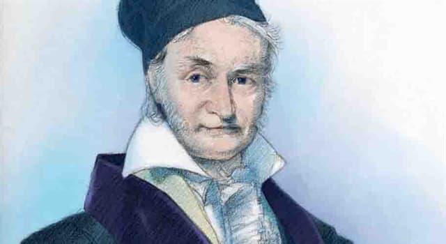 Історія Запитання-цікавинка: Що заповідав зобразити на своїй могилі німецький математик Карл Гаусс?