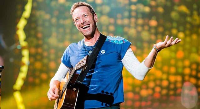 Kultur Wissensfrage: In welcher englischen Band ist Chris Martin der Sänger?