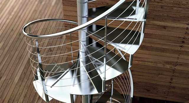 Cultura Pregunta Trivia: ¿Cómo es la escalera de Penrose?