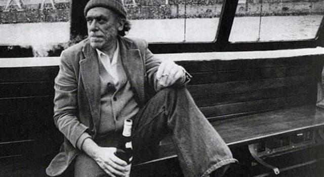 Cultura Pregunta Trivia: ¿Cómo se denomina el estilo literario de Charles Bukowski?