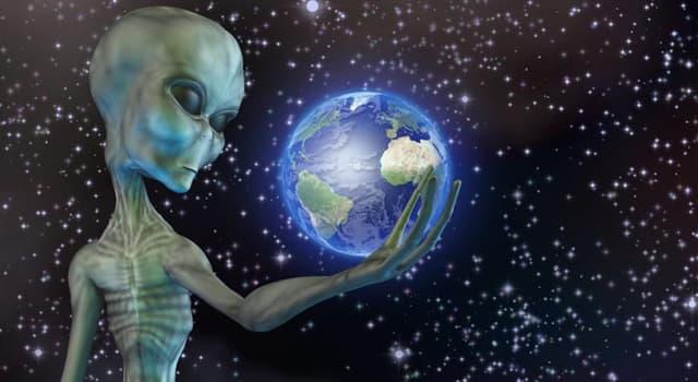 Сiencia Pregunta Trivia: ¿Cómo se llama el proyecto destinado a la búsqueda de vida inteligente más allá de la Tierra?