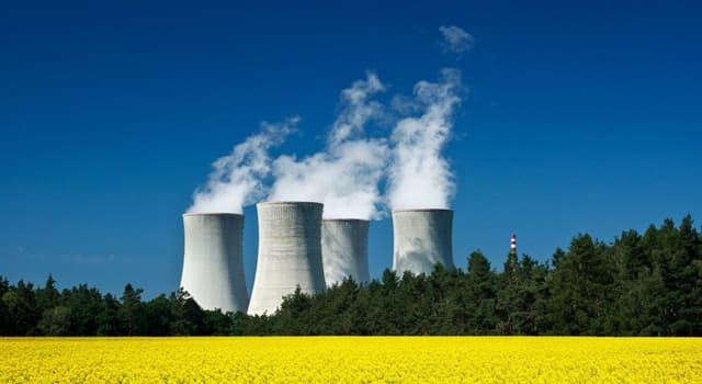 Сiencia Pregunta Trivia: ¿Cómo se llama la energía contenida en el núcleo de los átomos?