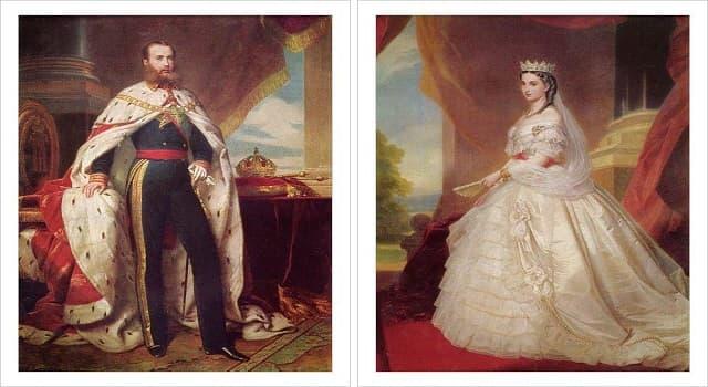Historia Pregunta Trivia: ¿Cuál es el nombre del emperador que gobernó México durante el llamado Segundo Imperio Mexicano?