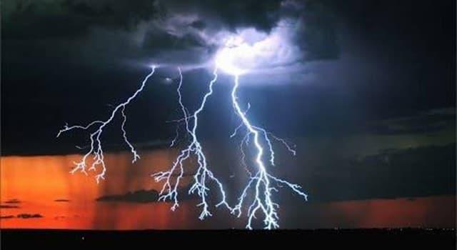 Geografía Pregunta Trivia: ¿Cuál es el país con más tormentas eléctricas del mundo?