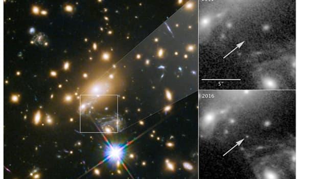 Сiencia Pregunta Trivia: ¿Cuál es la distancia máxima a una estrella individual que haya sido observada?