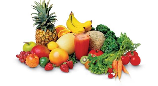 Naturaleza Pregunta Trivia: ¿Cuál es la fruta más consumida en el mundo?