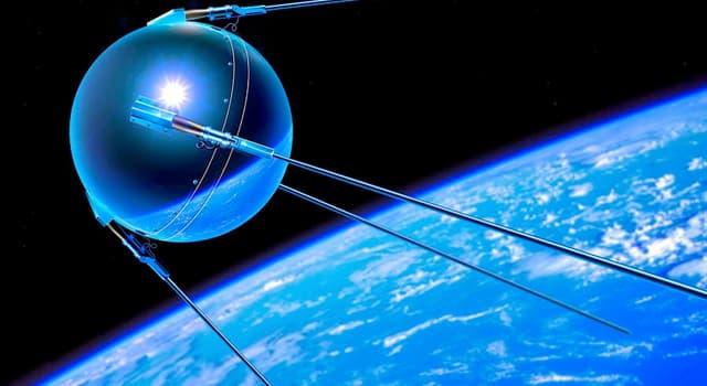 Historia Pregunta Trivia: ¿Cuáles fueron los primeros animales que se enviaron al espacio, entraron en órbita y se recuperaron de manera segura?