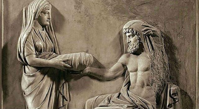Historia Pregunta Trivia: ¿De qué dios griego fueron padres Cronos y Rea?