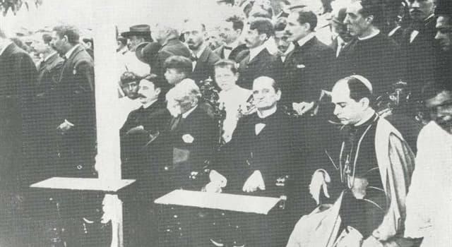 Historia Pregunta Trivia: ¿De qué nación independiente Tomas Estrada Palma fue el primer presidente?
