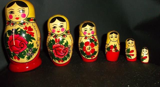 Cultura Pregunta Trivia: ¿De qué país obtuvieron los rusos la idea de las mamushkas?