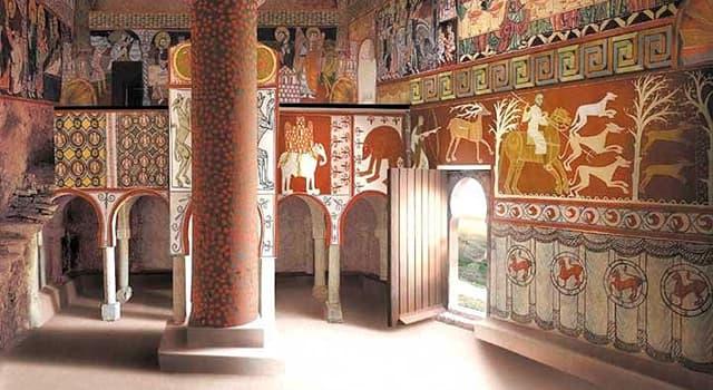 Cultura Pregunta Trivia: ¿De qué siglo es representativo el arte mozárabe?