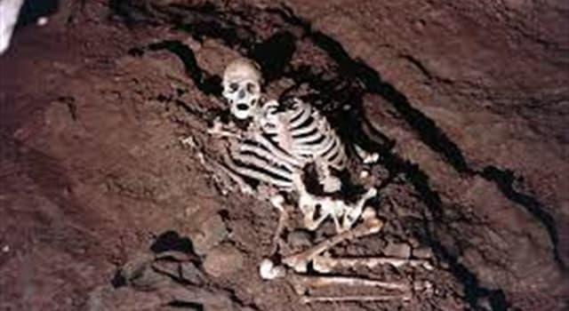 """Geografía Pregunta Trivia: ¿Dónde se halló el esqueleto del """"hombre de Cheddar""""?"""