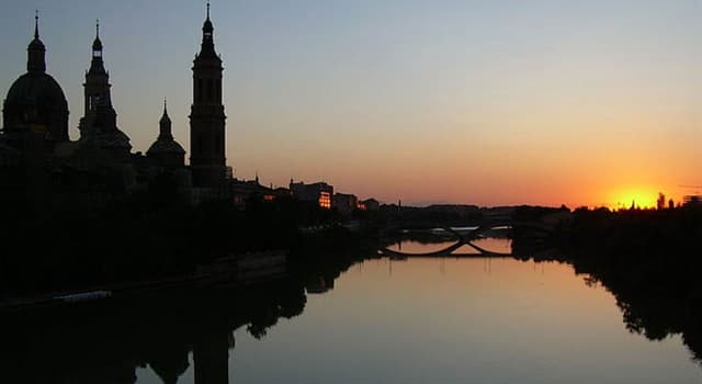 Geografía Pregunta Trivia: ¿En qué comunidad nace el río Ebro?