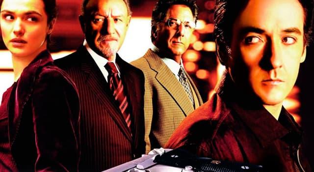Películas Pregunta Trivia: En la película basada en el libro El Jurado de John Grisham, ¿qué actor interpreta al abogado Rankin Fitch?