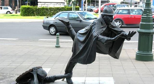 Cultura Pregunta Trivia: ¿En qué ciudad se encuentra la escultura que muestra la imagen?