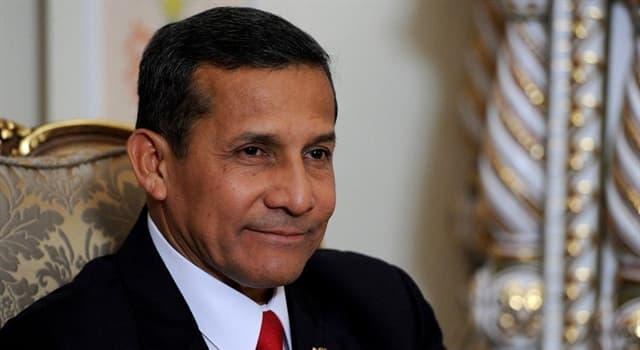 Historia Pregunta Trivia: ¿En qué país Ollanta Humala ganó las elecciones presidenciales en 2011?